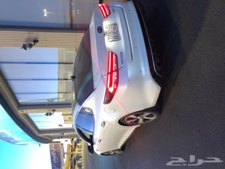 كيا اوبتيما GT 2016