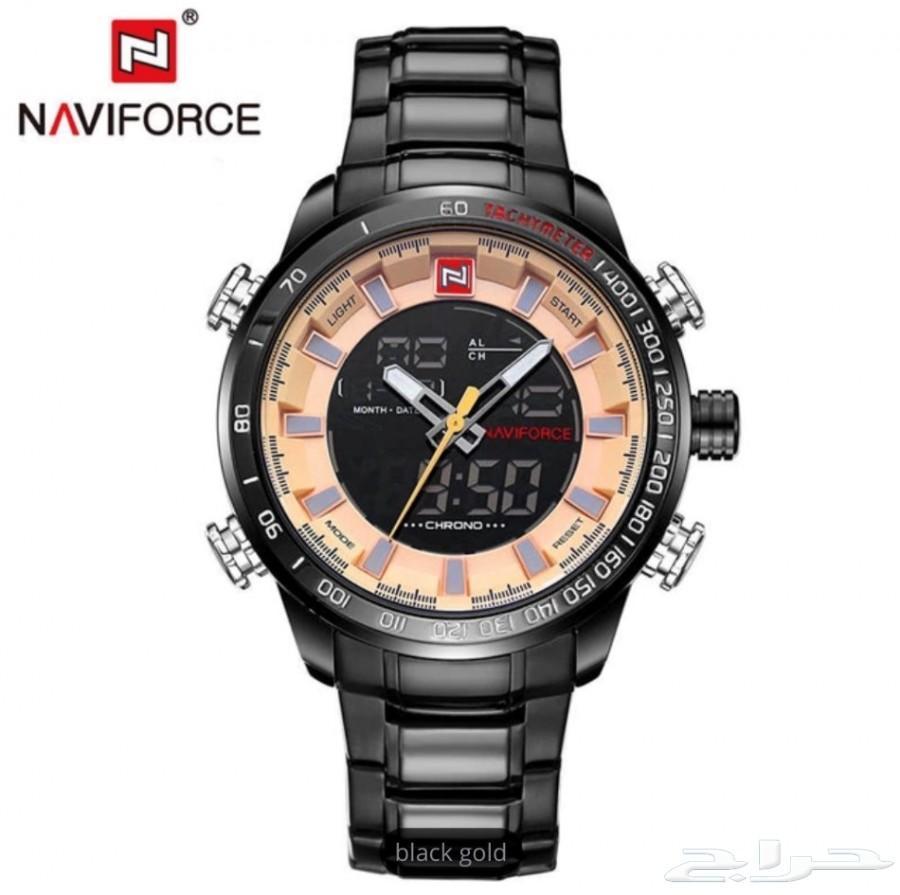 ساعة من شركة نافيفورس للبيع 7