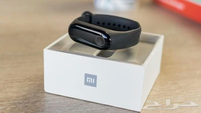 ساعة شاومي Xiaomi Mi Band 3  بسعر 115 ريال