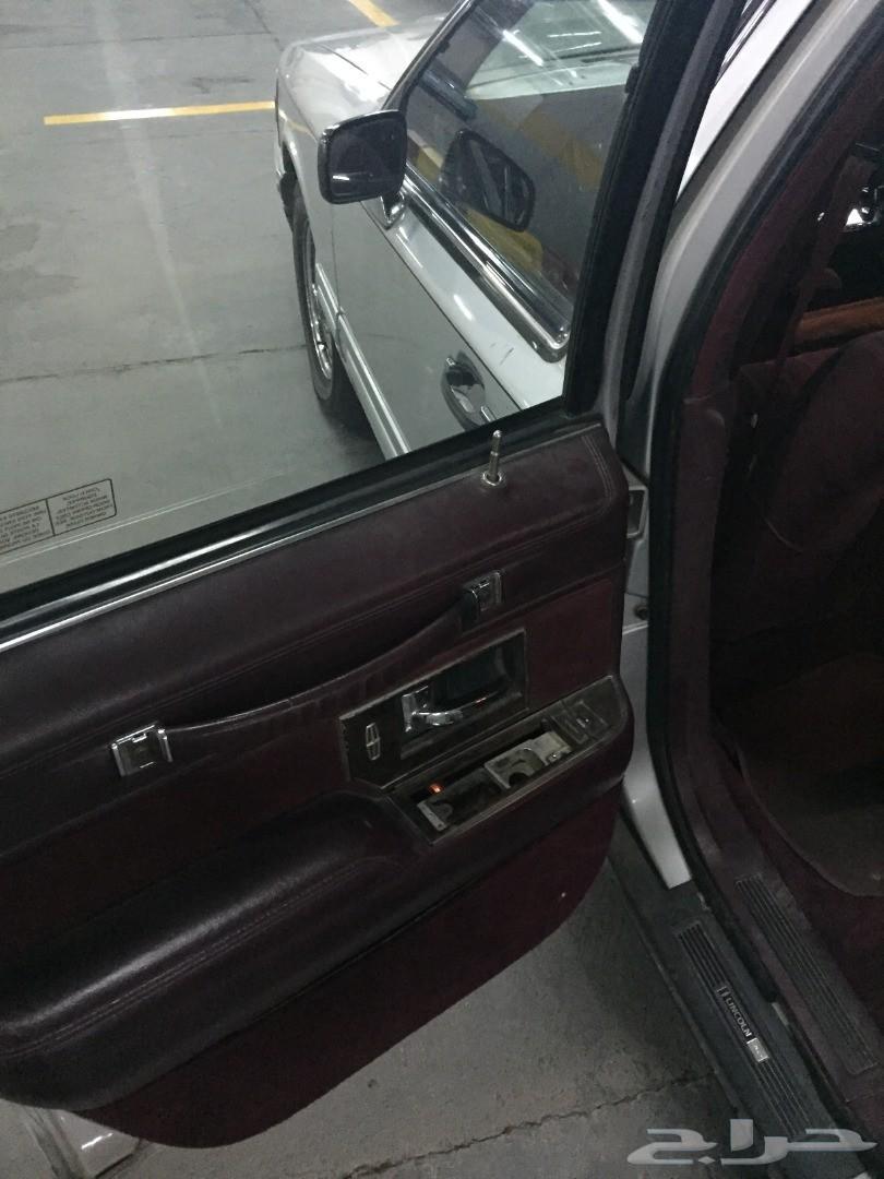 فورد لنكولن تاون كار موديل 91  - Ford lincoln