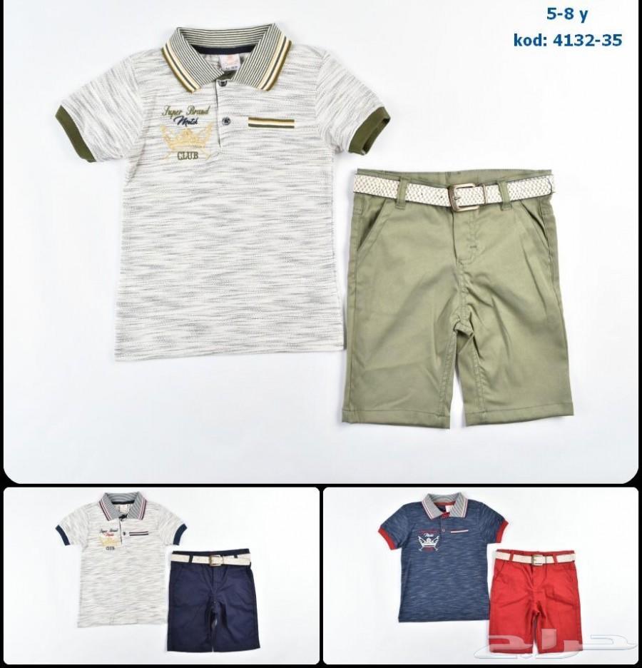 d47e80ec453e2 ملابس اطفال ولادي موديلات صيف 2019 تركية