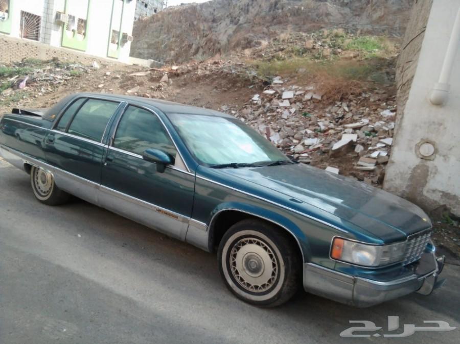 سيارة كاديلاك فلوتيد94