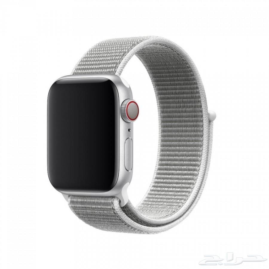 79317f58c حراج الأجهزة | اساور ساعة ابل Apple Watch Band مقاس 44 و 42