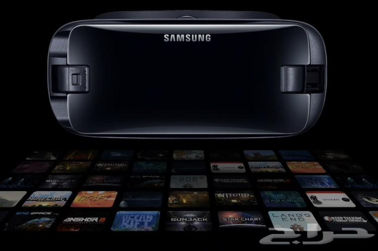 Gear VR with Controller - نظارة سامسونج