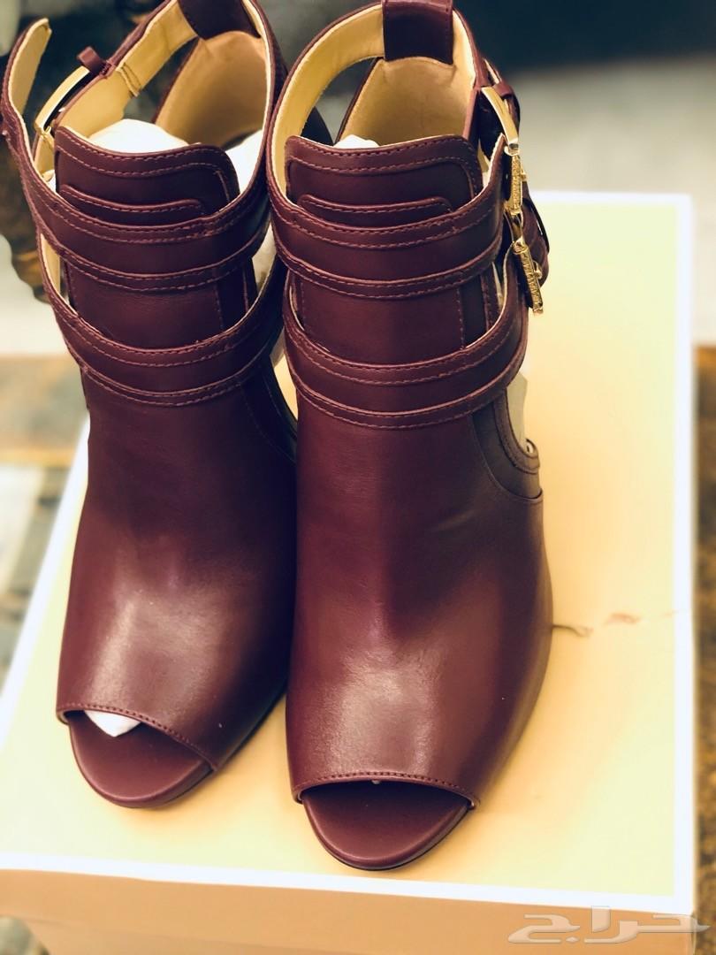 61bcaf6d9 حذاء مايكل كورس اصلي جديد للبيع نسائي