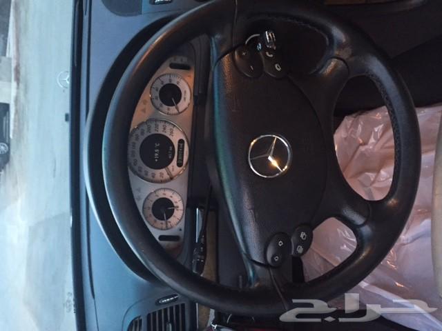 مرسيدس E280 موديل 2009 فل كامل