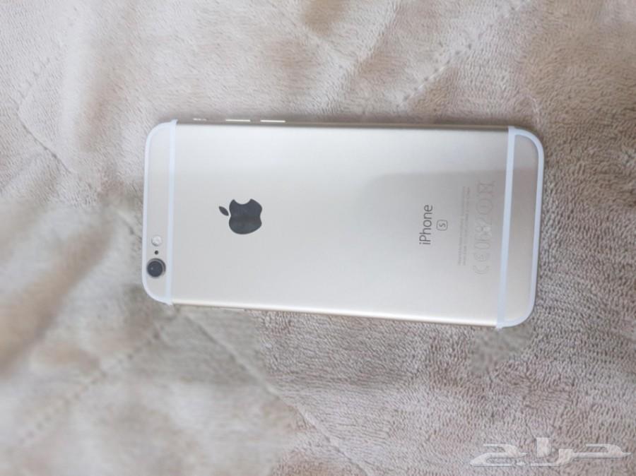 حراج الأجهزة | ايفون 6 اس ذهبي جيل بريك iPhone 6s Jailbreak