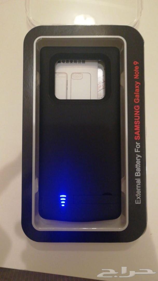 كفر وشاحن نوت 9 Note بقوة 5000 يدعم شحن جهاز