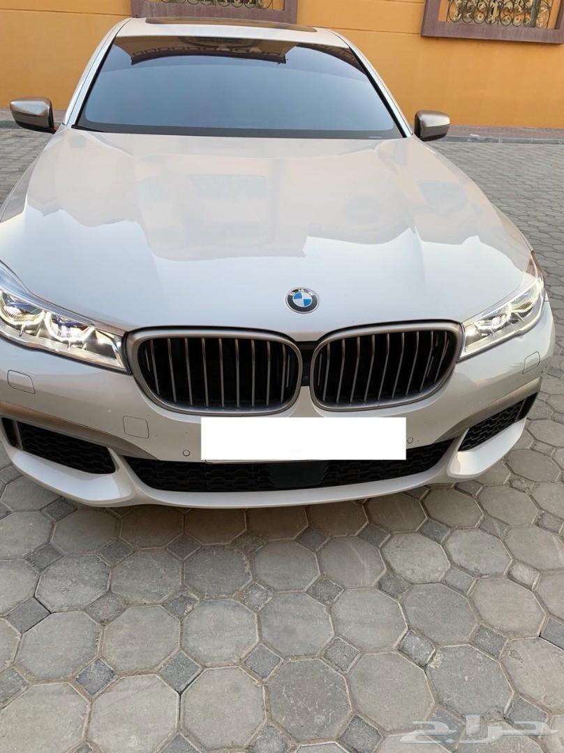 بي ام دبليو BMW 760 IL M PACKAGE