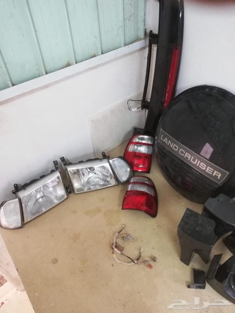 أغراض وقطع تركب ل GXRو2004VXR