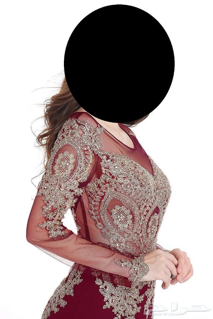 فستان سهره جديد مقاس 16 طلبيه من امريكا