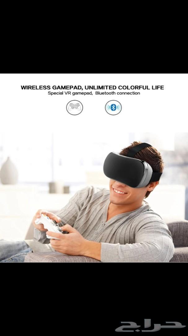 نظارة الواقع الافتراضي VR-3D اونلاين