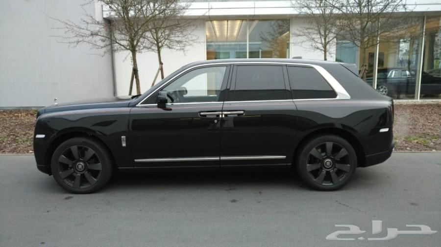 رولز رويس كولينان  Rolls-Royce Cullinan SUV