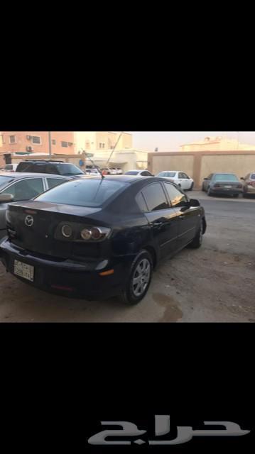 سيارة مازدا 3 موديل 2009 بسعر مغري - الرياض