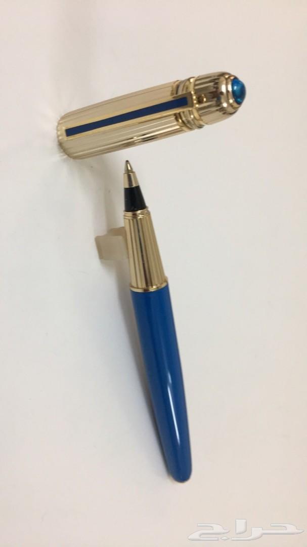 اقلام مونت بلانك و كارتير مميزة للغاية قلم