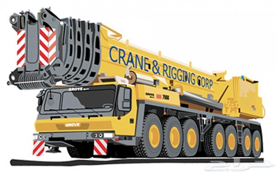 Crane in Riyadh KSA