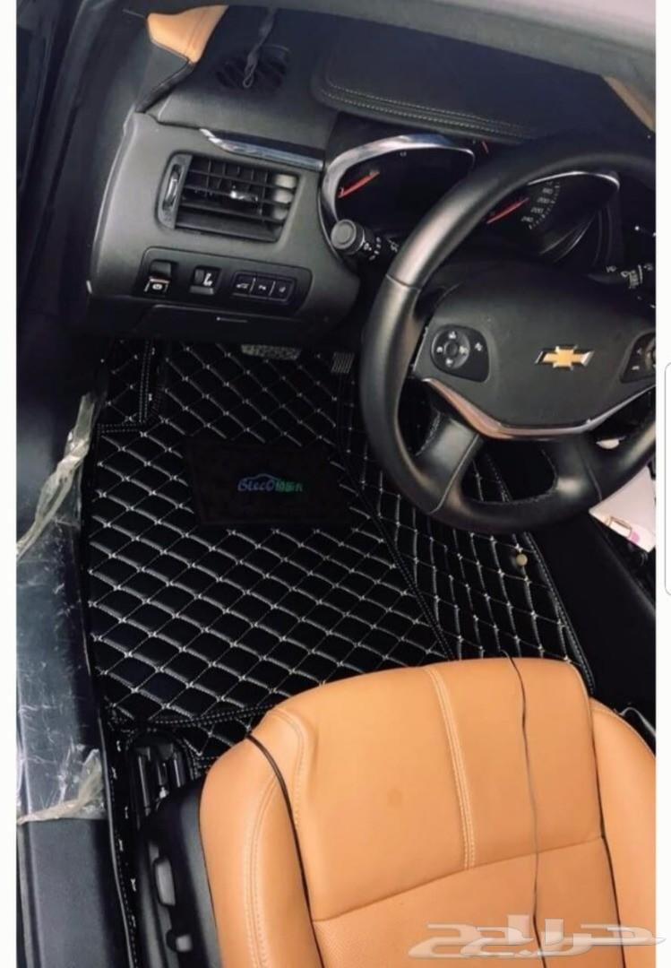 تفصيل دعاسات جلد للسيارات