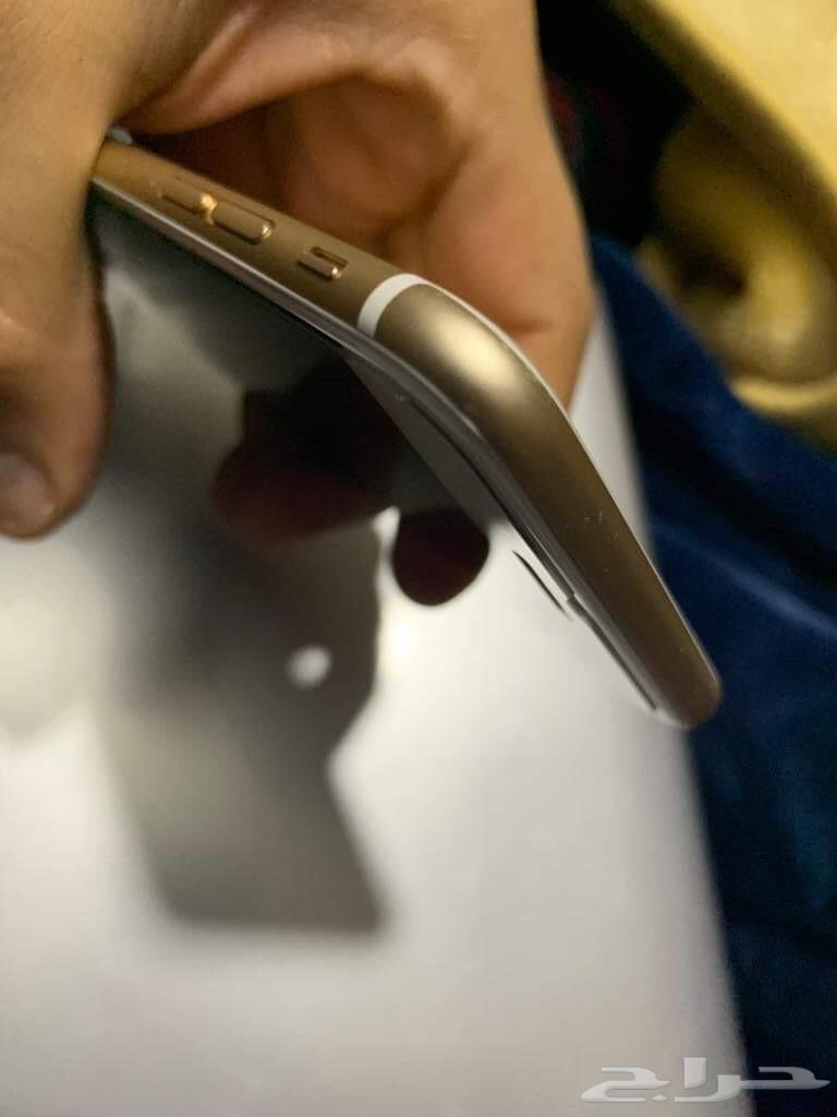 ايفون 6s للبيع ذهبي اخو الجديد 32قيقا