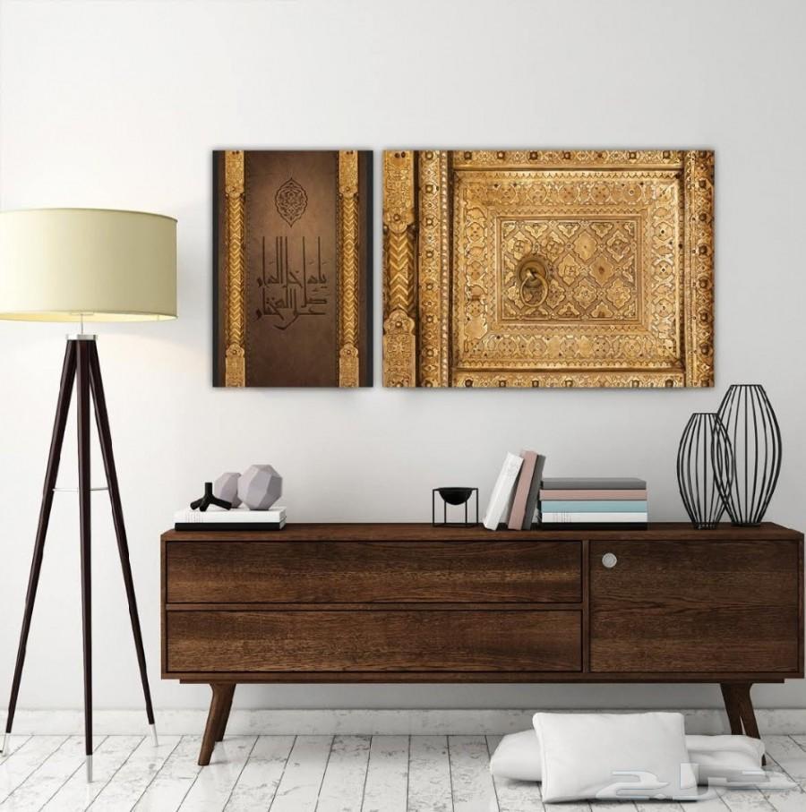 لوحات إسلامية راقية بتصاميم عصرية