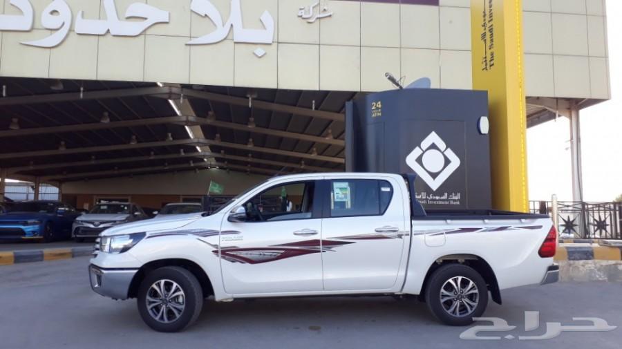 تويوتا - هايلكس - غمارتين - GLX2 -سعودي- 2019