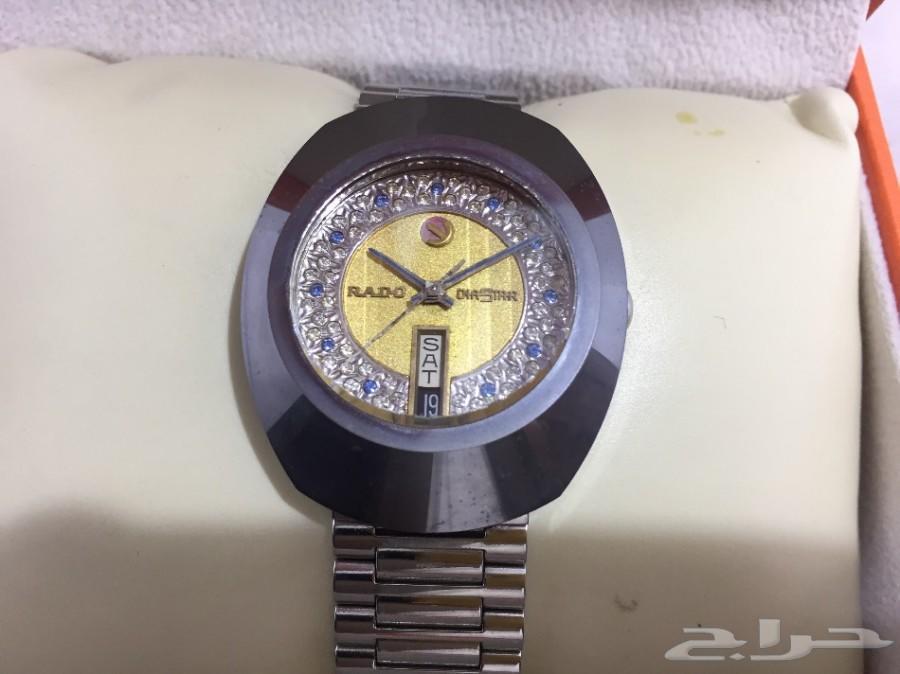 0bcd651642a8f للبيع ساعة رادو RADO رجالية سويسريه اصلية
