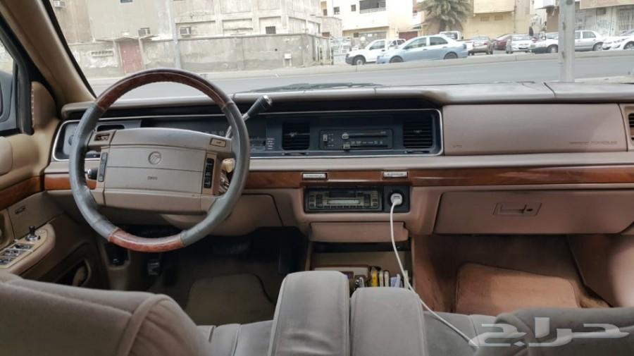 سيارة جراند مركيز فورد موديل 1994