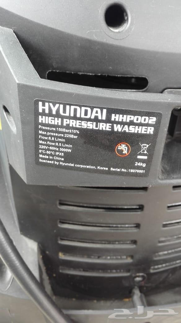 هونداي مكينة غسيل ضغط عالي