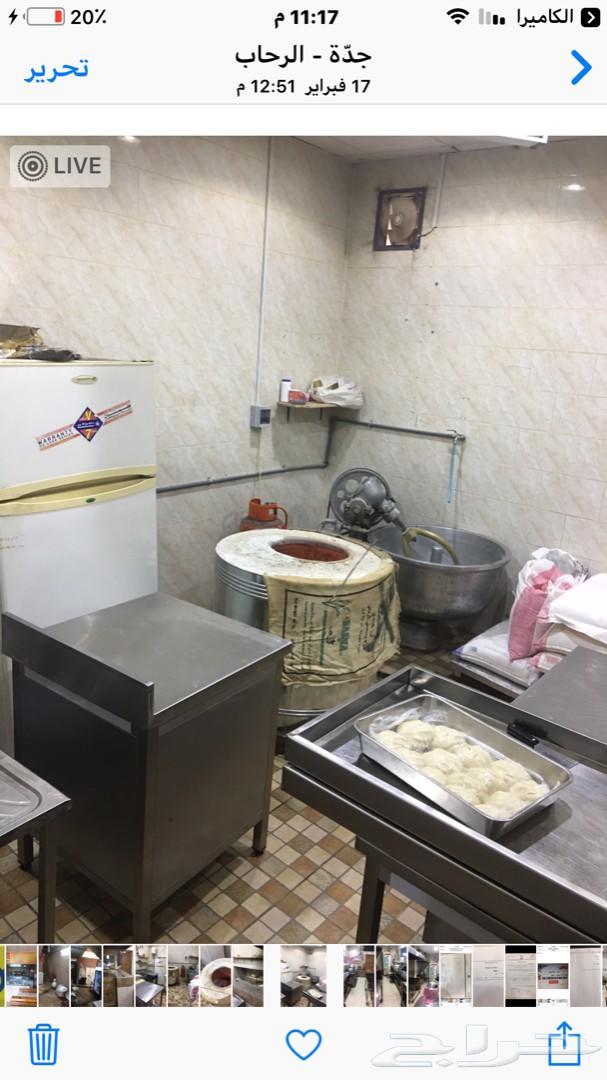 للتقبل مطعم يعمل الان مع سكن العمال بسعر مغر
