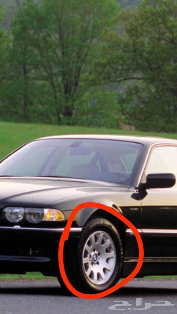 جنط BMW الفئه السابعه 2001-1995 أصلي
