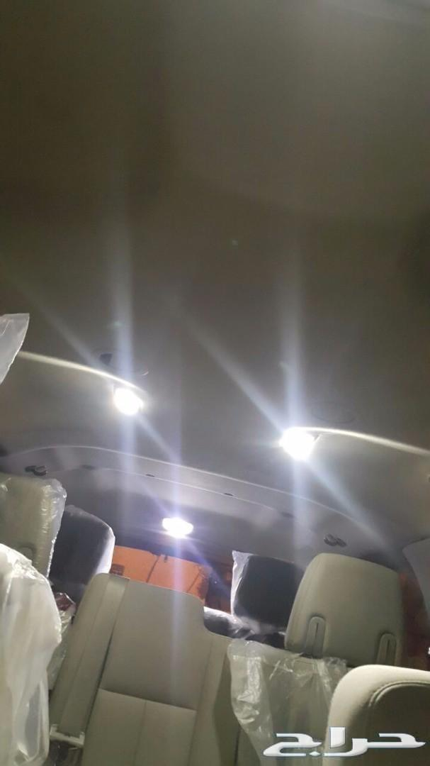 غير شكل سيارتك وخليها أحلى بإضاءة LED للوحة.