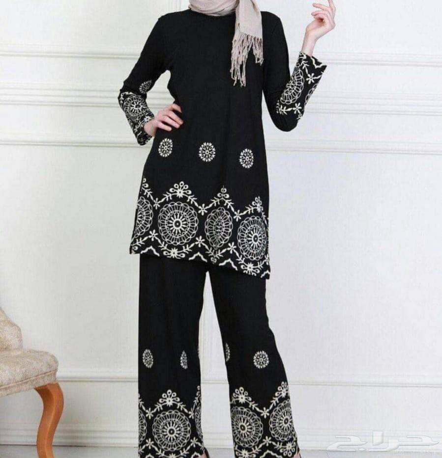 ملابس نسائية فساتين وقمصان صناعة تركية جملة