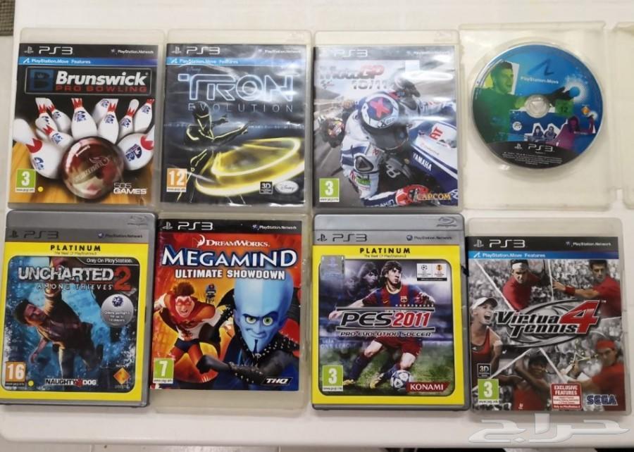8 ألعاب بلاي ستيشن PS3