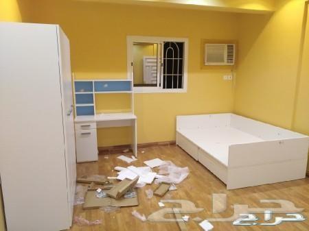 نجار غرف نوم و ايكيا و الستائر
