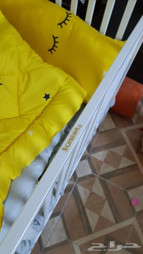 سرير اطفال جونيورز