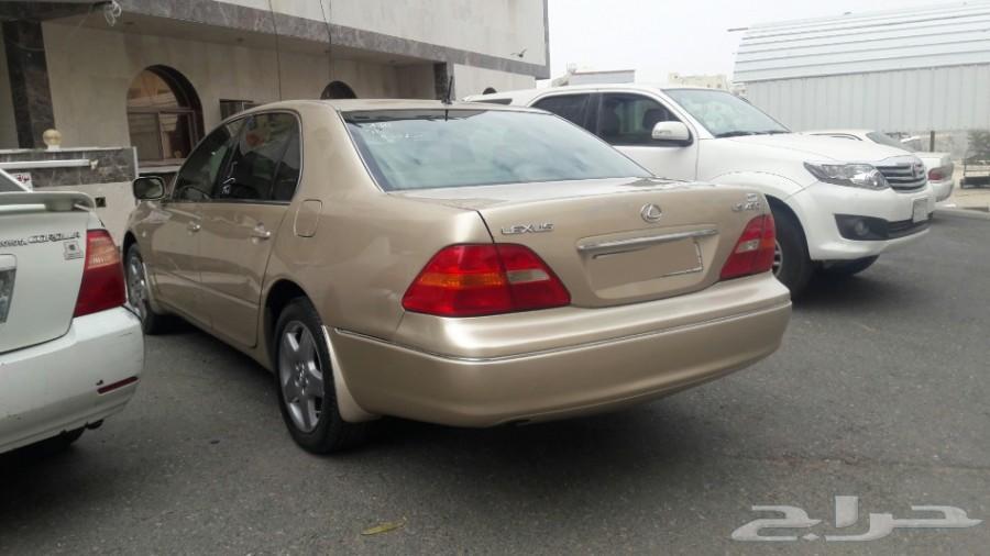 لكزس LS430 موديل 2003