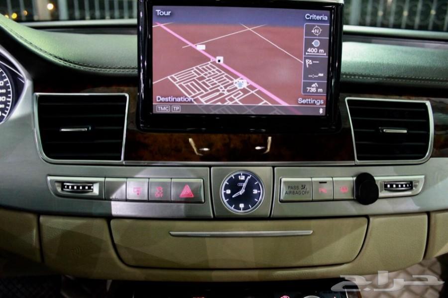 اودي A8L موديل 2011 فل كامل  ( تم البيع