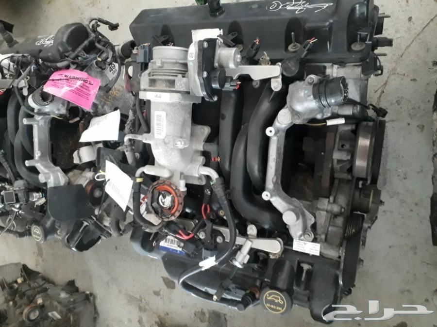 مكينة فورد 2000 الى 2012