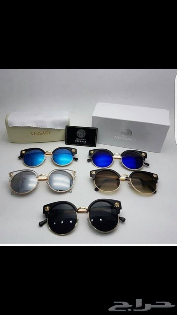 نظارات شمسية درجة أولى الحبة ب 100 أشكال ومار