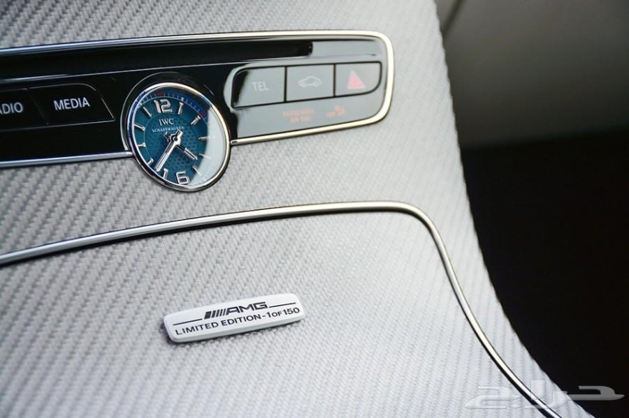 C63s كشف AMG موديل 2018 الوحيدة بالسعودية