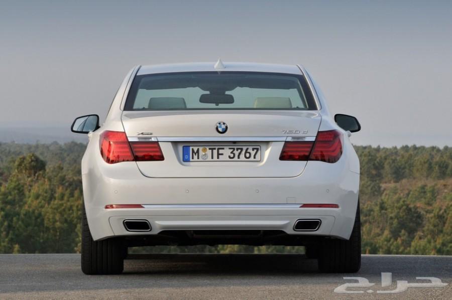 دفيوزر خلفي لتحويل BMW 730 الى 740 - 750