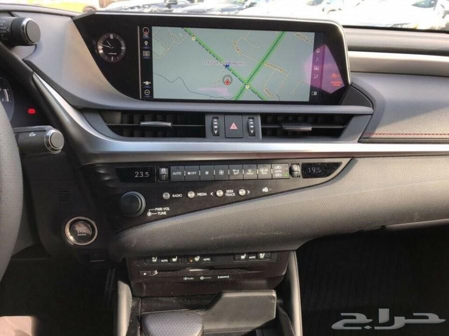 للبيع جديد2019 Lexus ES 350 F-SPORT بسعرممتاز