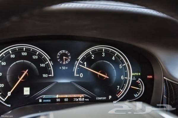 2016 BMW 750i