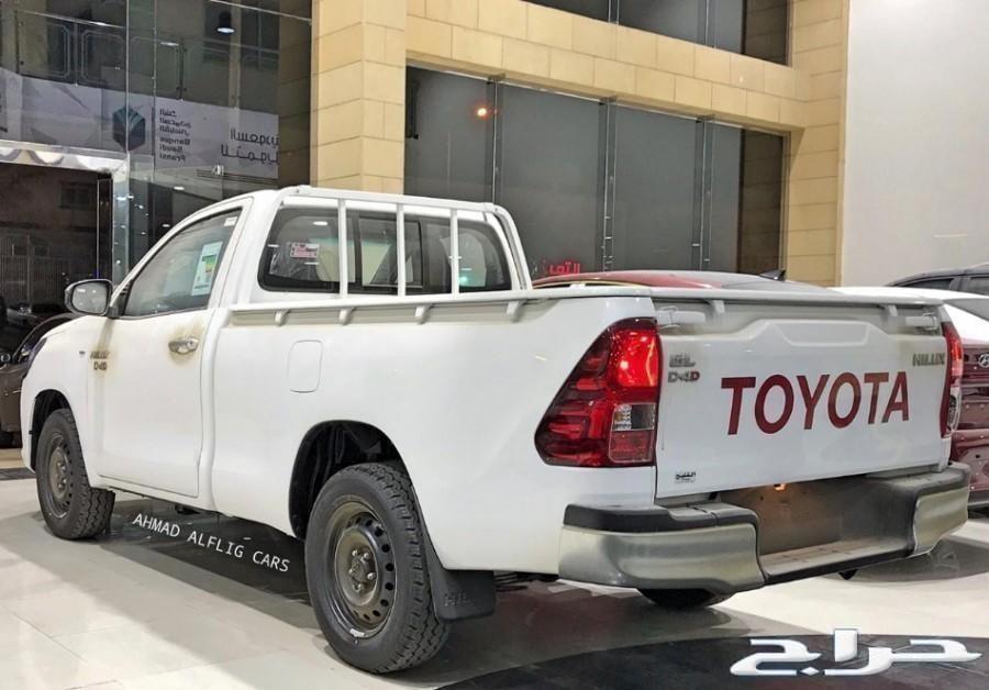 تويوتا هايلكس 2019 GL غماره ديزل (سعودي)