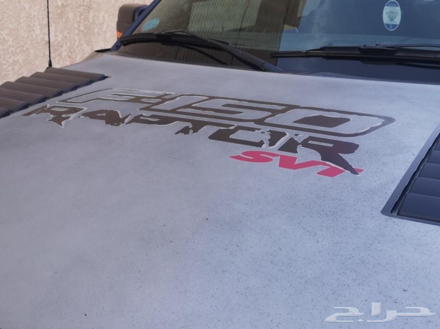 فورد رابتر F150 سعودي 2014