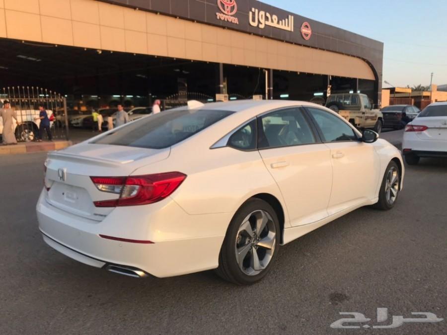 اكورد Lx sport سعودى 2018