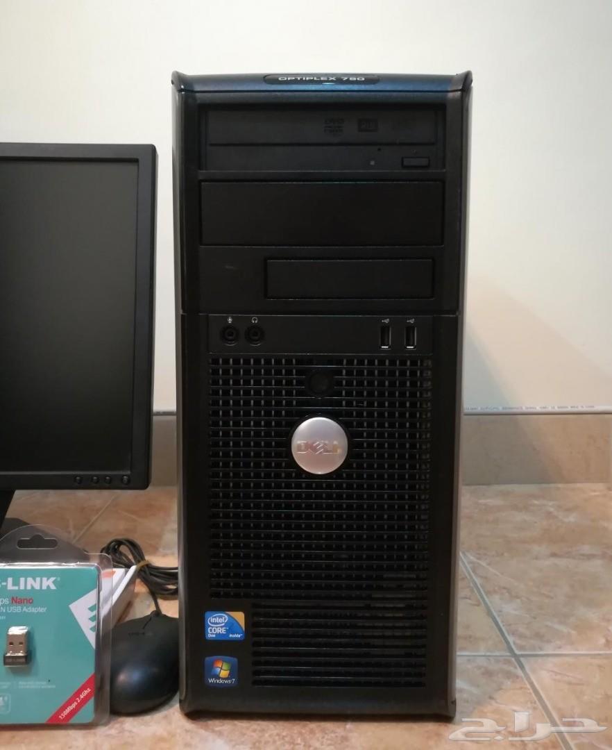 أجهزة كمبيوتر مكتبي ديل شبه جديدة
