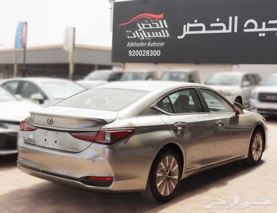 لكزس ES300 هايبرد  AH 2019 سعودي