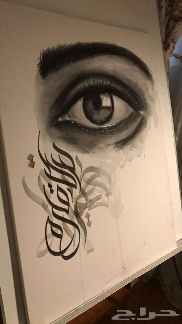 لرسم الحر فقط