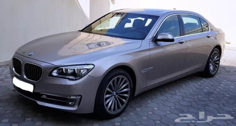 BMW 730 Li - 2015 تحت الضمان