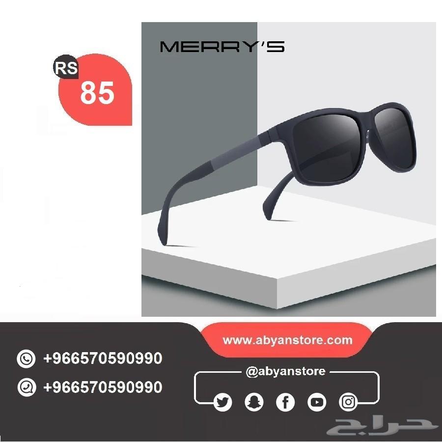 eb1982d98e71f نظارات شمسيه ماركة MERRYS